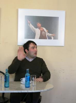Fotoalbum Theaterfrühstück mit K. Khachatryan