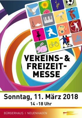 Fotoalbum Vereins-und Freizeitmesse
