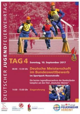 Foto des Albums: Falkensee im Zeichen der Jugendfeuerwehr (24.08.2017)
