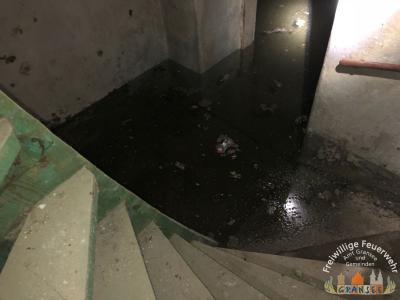 Fotoalbum Einsatz 463-H-Hilfeleisstung-Wasser im Bahnhofskeller Gransee