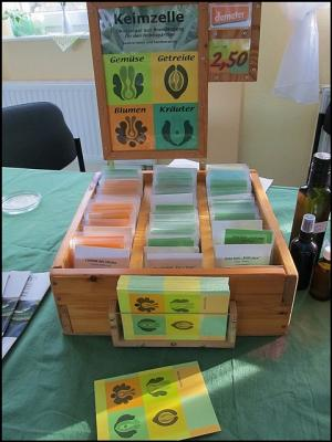 Fotoalbum Samen- und Kräuterbörse
