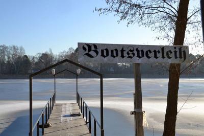 Fotoalbum Morgens am Falkenhagener und Neuen See