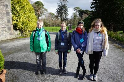 Fotoalbum Besuch in der Erasmus- Partnerschule in Irland