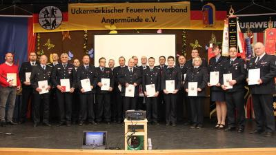 Fotoalbum 27. Delegiertenversammlung des UFV Angermünde e.V.
