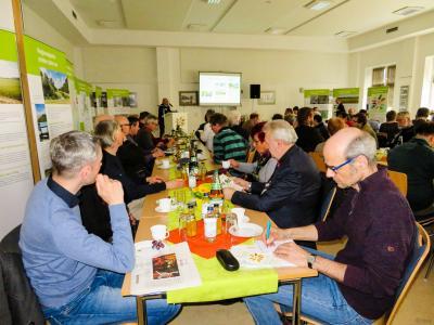 Fotoalbum 22. Landschaftstag Regionalpark Barnimer Feldmark e.V.