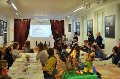 Fotoalbum Oster-Workshop im Stadt- und Regionalmuseum