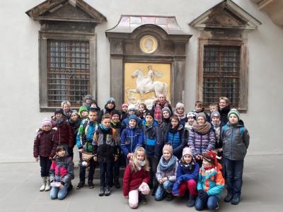 Fotoalbum Exkursion Dresden Klasse 4