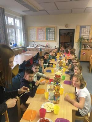 Fotoalbum Gesunde Ernährung-Edeka-Projekt