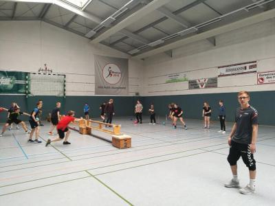 Fotoalbum Sportassistentenausbildung Tag 4