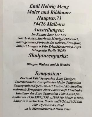 Fotoalbum Eingangsbereich Steinkopfhalle