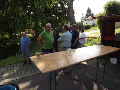 Fotoalbum Kegelmeisterschaft der Feuerwehren der EG Stadt Teuchern