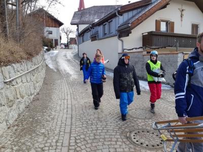 Fotoalbum Ski 2018