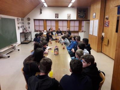 Fotoalbum Jahreshauptversammlung Jugendfeuerwehr