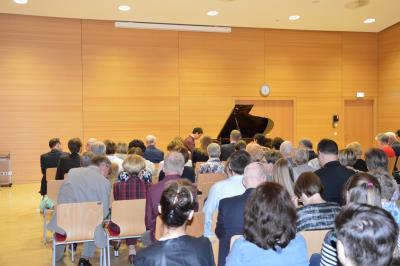 Foto des Albums: Klavierkonzert mit Vadim Chaimovich (16.04.2018)