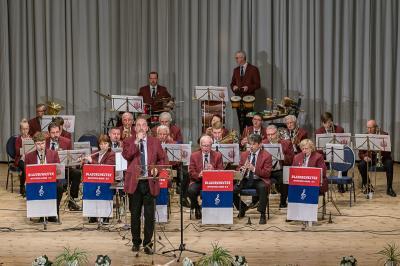Fotoalbum Konzert des Blasorchesters Wittstock-Dosse e.V.