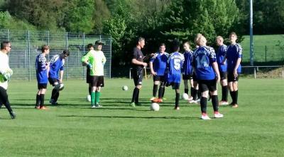 Fotoalbum Spiel Oberdorf gegen Niederdorf 2018