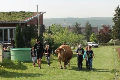 Fotoalbum Schullandheimaufenthalt der Klassen 4a und 4b