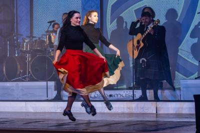 Fotoalbum CORNAMUSA - WORLD OF PIPE ROCK AND IRISH DANCE -