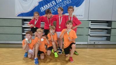 Fotoalbum Straßenfußball-Meisterschaft der AOK in Cottbus