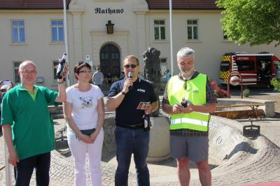 Fotoalbum 4. Salzland-Radeltag
