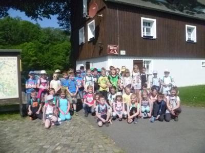 Fotoalbum Wanderfahrt nach Grimma Klassen 2a & 2b
