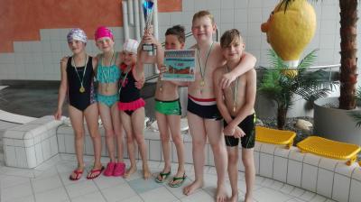 Fotoalbum Schwimmwettkampf in Wurzen