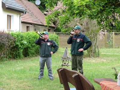 Fotoalbum Wiedereröffnung Waldschule Karnzow