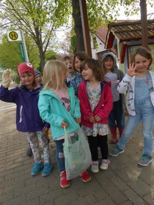 Fotoalbum Saubrehafter Kindertag