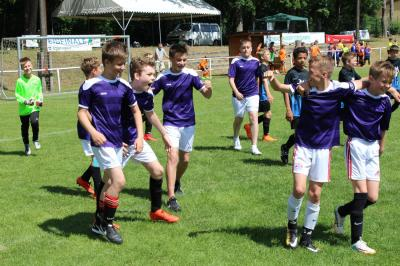 Fotoalbum Fußballturnier Löwenberg