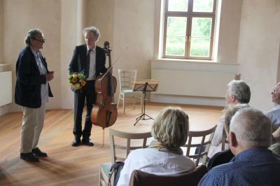 Fotoalbum Konzert am Nachmittag im Freyensteiner Schloss