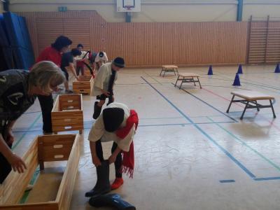 Fotoalbum Eltern-Kind Wettbewerb zum Sport- und Vereinsfest in Cavertitz