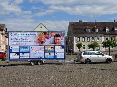 """Fotoalbum """"Nienburger Infowagen"""" ist ein Novum in der Region"""