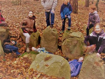 Fotoalbum Junge Archäologen