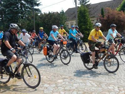 Fotoalbum Tour de Prignitz - Mittagspause in Bendelin