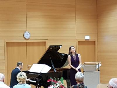 Foto des Albums: Liederabend mit Milica Lazovic und Pietro Massa (29.05.2018)