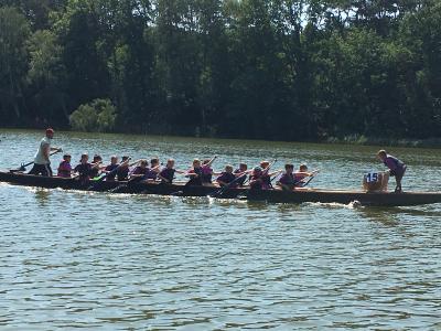 Fotoalbum 13. Drachenbootrennen auf dem Beetzer See