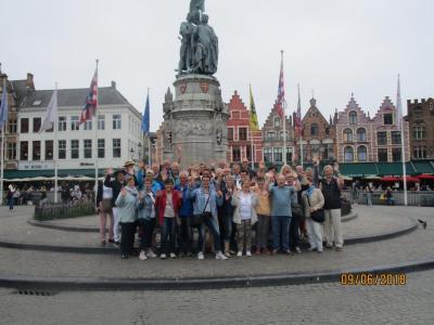Fotoalbum 4 Tage Busreise nach Flandern- Brüssel-Gent-Brügge-Antwerpen