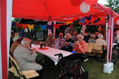 Fotoalbum Sommerfest der AWO Tagespflege in Spiegelhagen