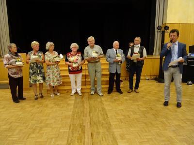 Foto des Albums: Brandenburgische Seniorenwoche (15.06.2018)