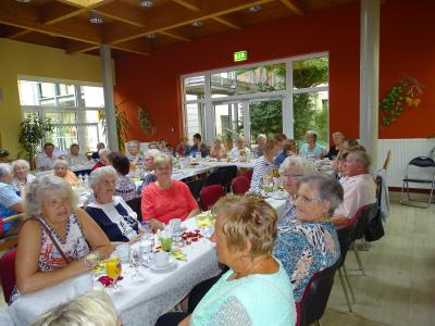 Fotoalbum 2. Seniorentag der Einheitsgemeinde Nienburg (Saale)