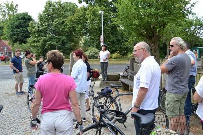 Fotoalbum 28. Radtour der Falkenseer Stadtverordnetenversammlung