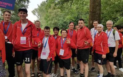 Foto des Albums: Special Olympics 2018 (10.06.2018)