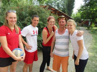 Fotoalbum Volleyballturnier bei Rot-Weiss