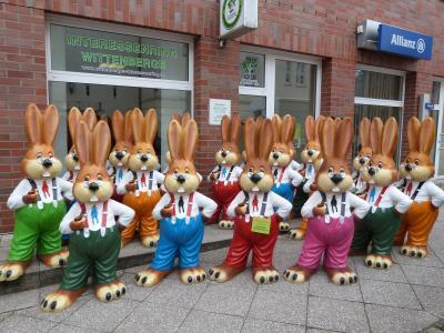Fotoalbum Osterhasenparade