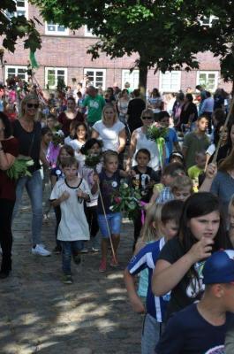 Fotoalbum Vogelschießen - Schulfest 2018