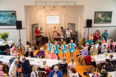 Fotoalbum Sommerfest im Riebeckstift
