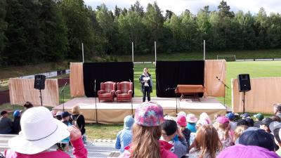 Fotoalbum Eisenzeit-Festspiele: Prinzessin Mäusehaut