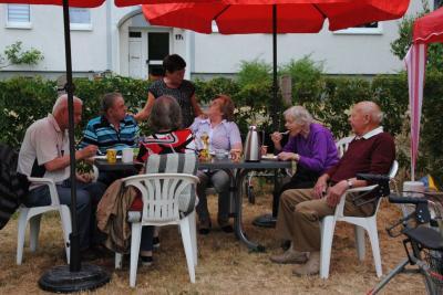 Fotoalbum Sommerfest der AWO Sozialstation in Wittenberge