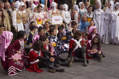 Fotoalbum 18. Folklorelawine im Schlosspark Altdöbern