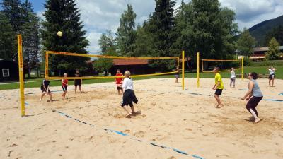 Fotoalbum Klasse 8M im Sportcamp Inzell
